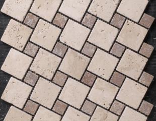 Мозаика Turned Mosaics