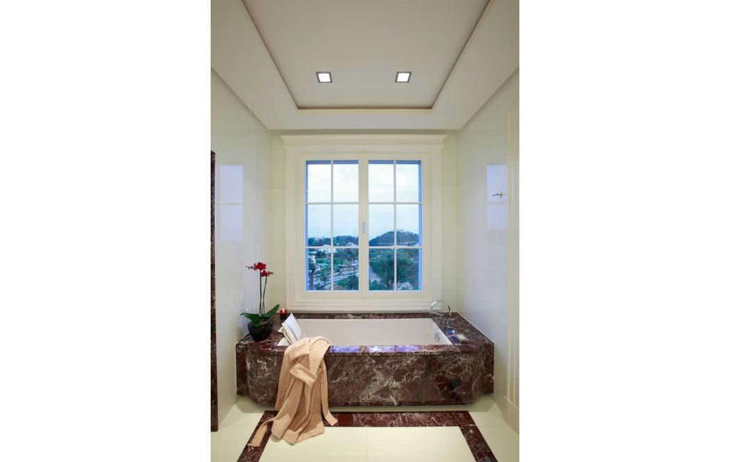 ванна мрамор - Красный мрамор Rosso Levante (Россо Леванте)