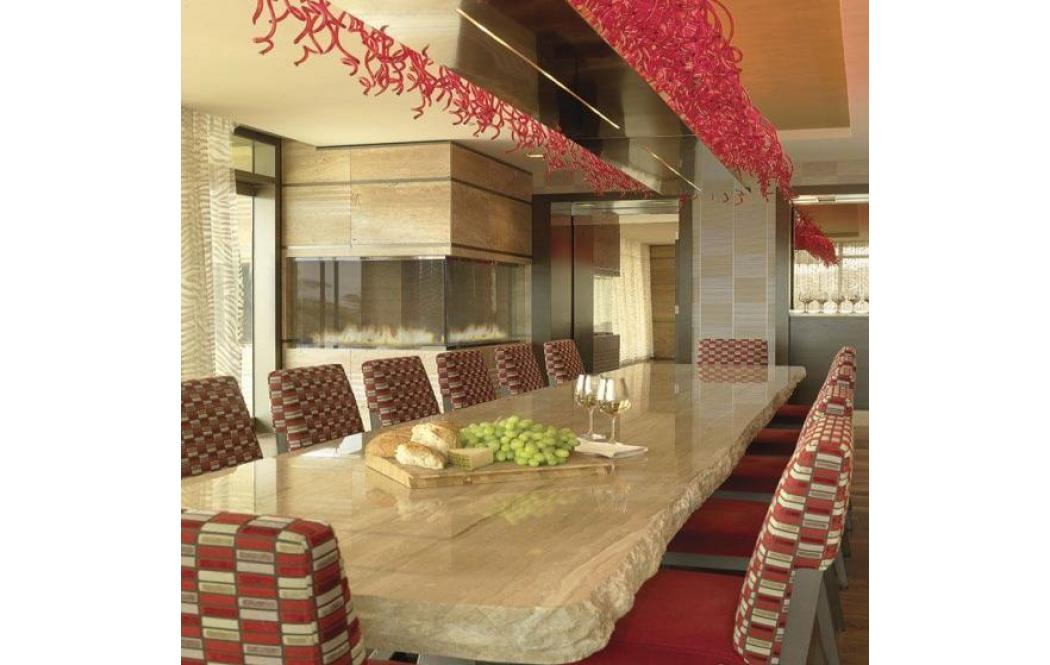 столы из мрамора - Бежевый мрамор Diano Reale (Дайно Реале)