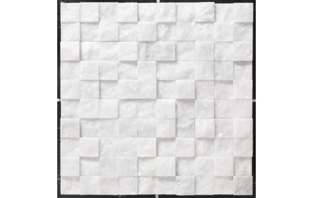 Мозаика Rockface Cubic