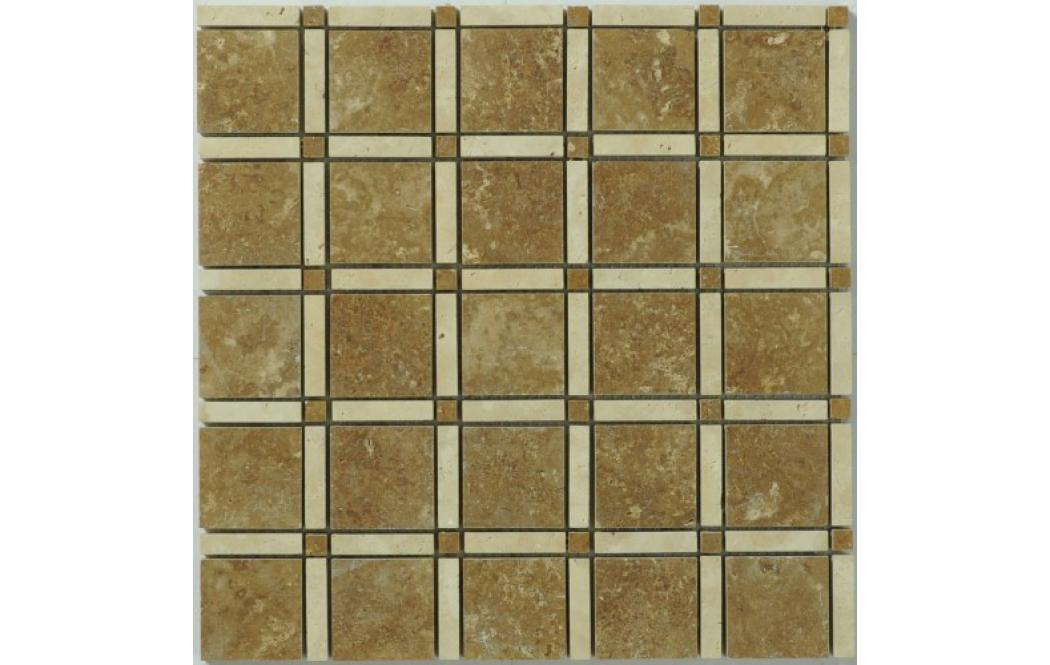 Мозаикам Plaid Mosaics