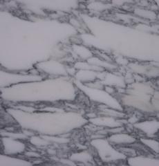 Белый и Серый мрамор Calacatta (Калакатта)