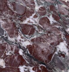 Красный и Серый мрамор Fior Italia (Фиор Италия)