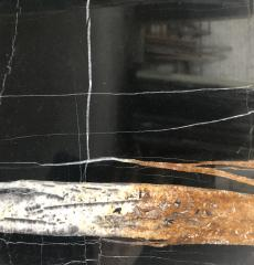 Черный мрамор Sahara Noir ( Сахара Ноир )