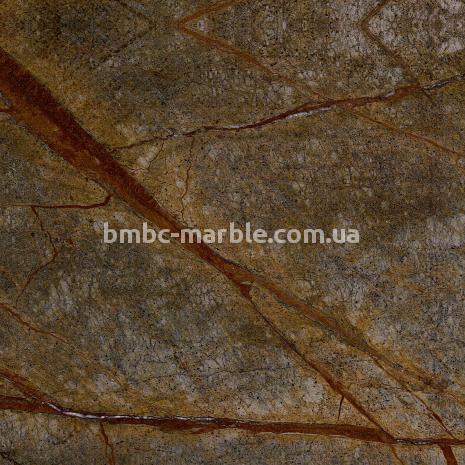 Коричневый мрамор Bedasar brown (Бидасар браун)
